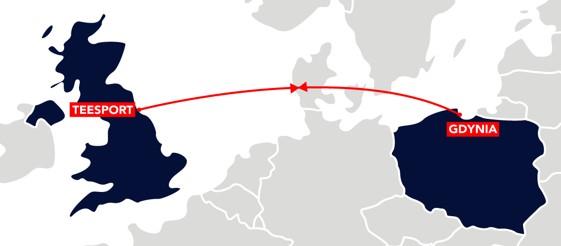 BALT IV Route