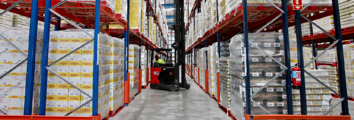 Warehouse Spain
