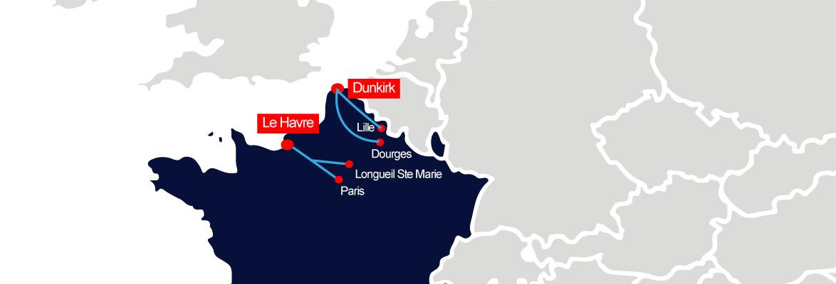 France barge