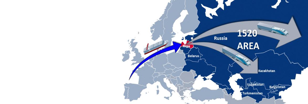 Latvia rail
