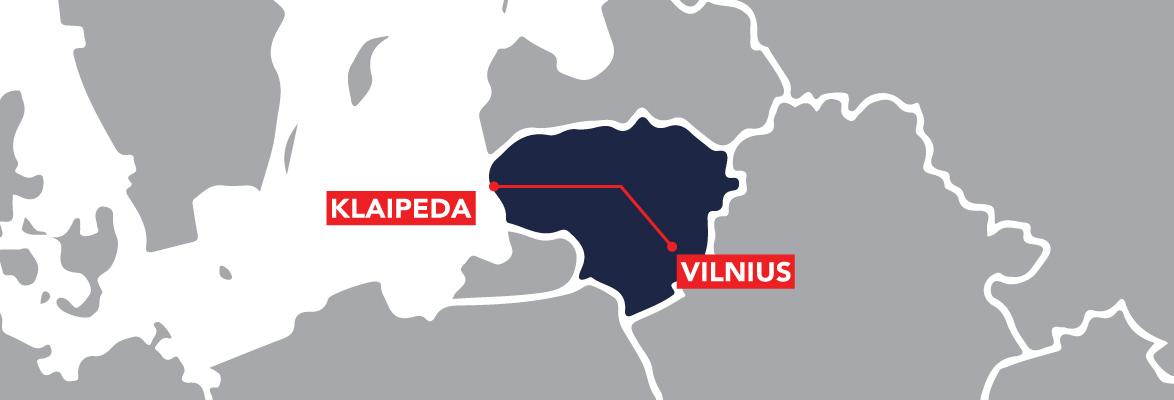 Lithuania rail