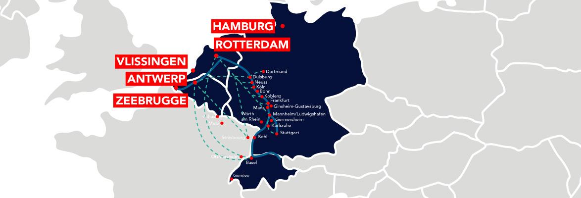 Netherlands Intermodal