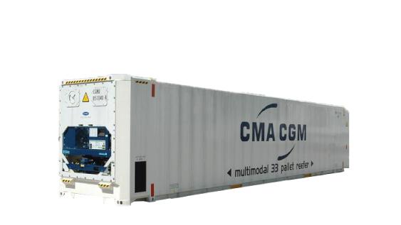 Refrigerated cargo