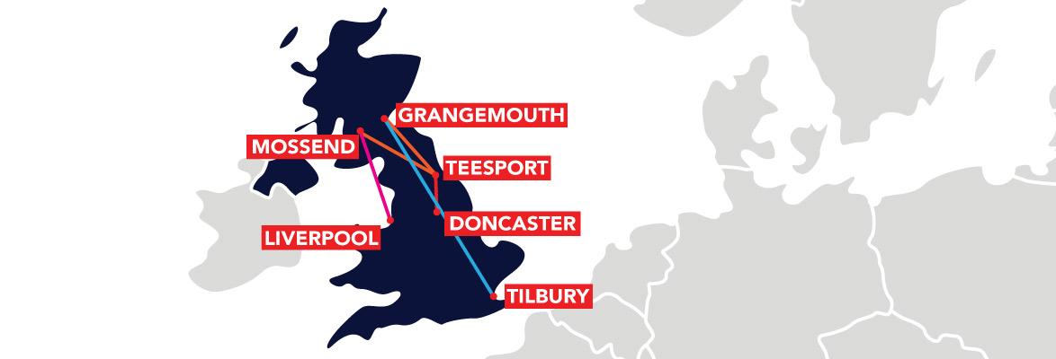 United Kingdom rail