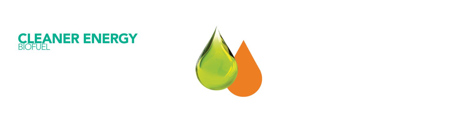 CLEANER ENERGY biofuel